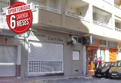 Commercial space in calle Caballero de Rodas, nº 187